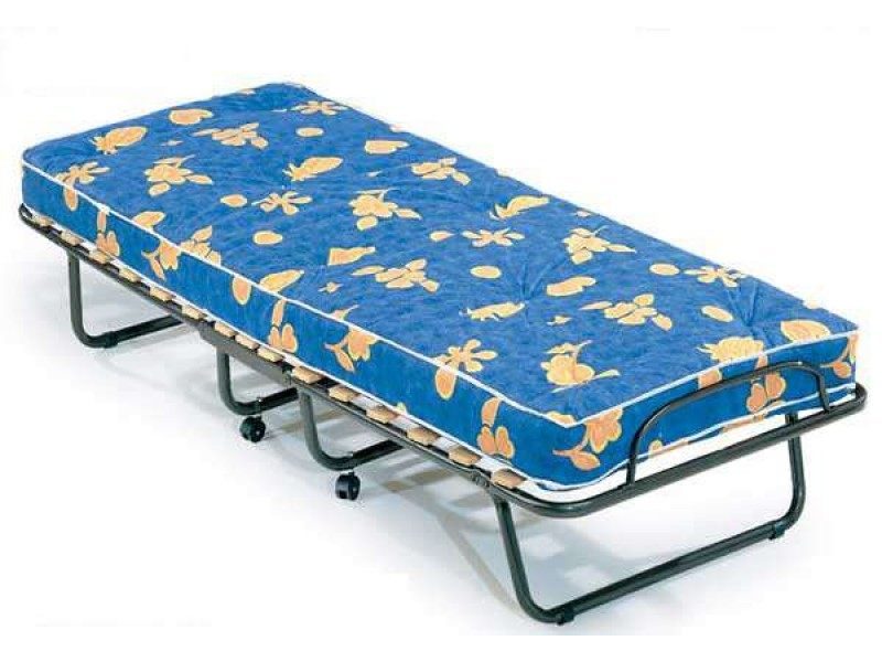 d862b9c7de3 ᐉ Сгъваемо походно легло с матрак Лукс на топ цена, походни легла ...